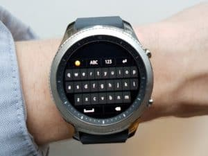 3 Keyboard Apps For Samsung Gear Smartwatches