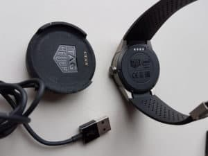Tag Heuer Connected smartwatch battery charger