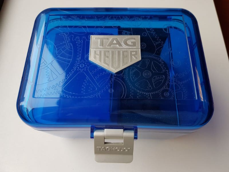 Tag Heuer Connected smartwatch case