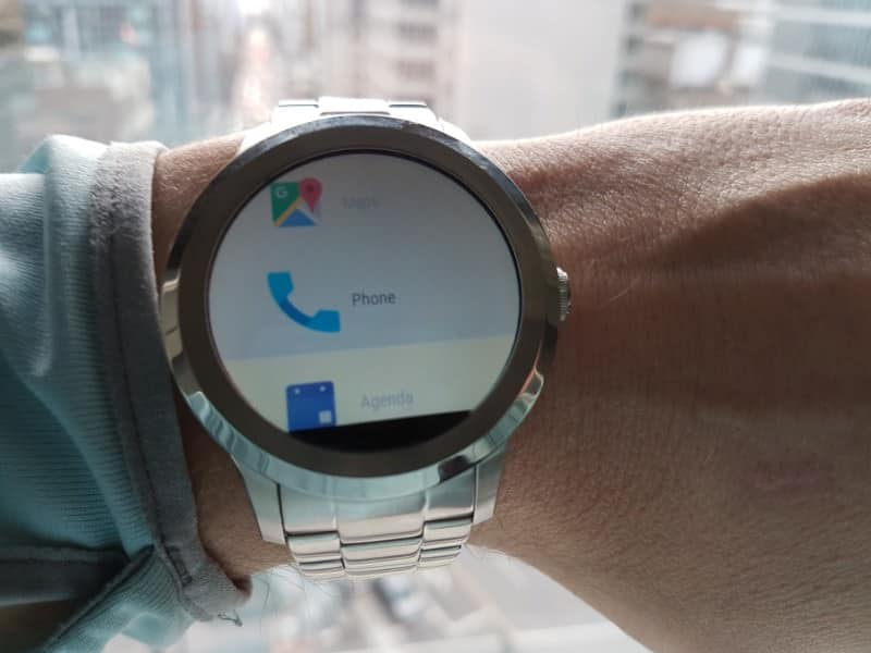 Fossil Q Founder 2 smartwatch phone