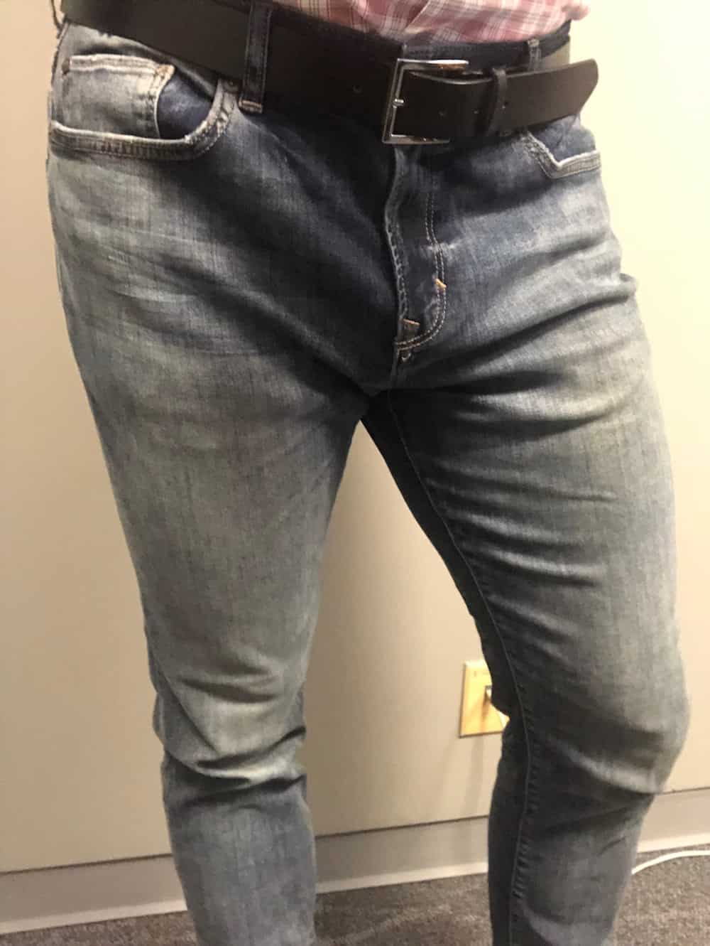 Banana Republic Slim Fit jeans for men photo