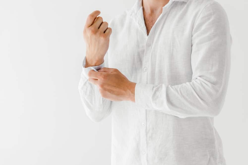 Full Sleeve Linen Shirt