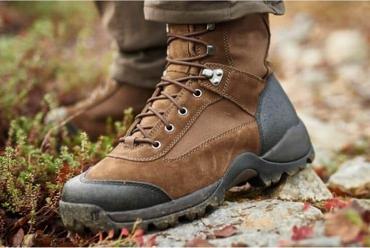 Brown Hunting Boots