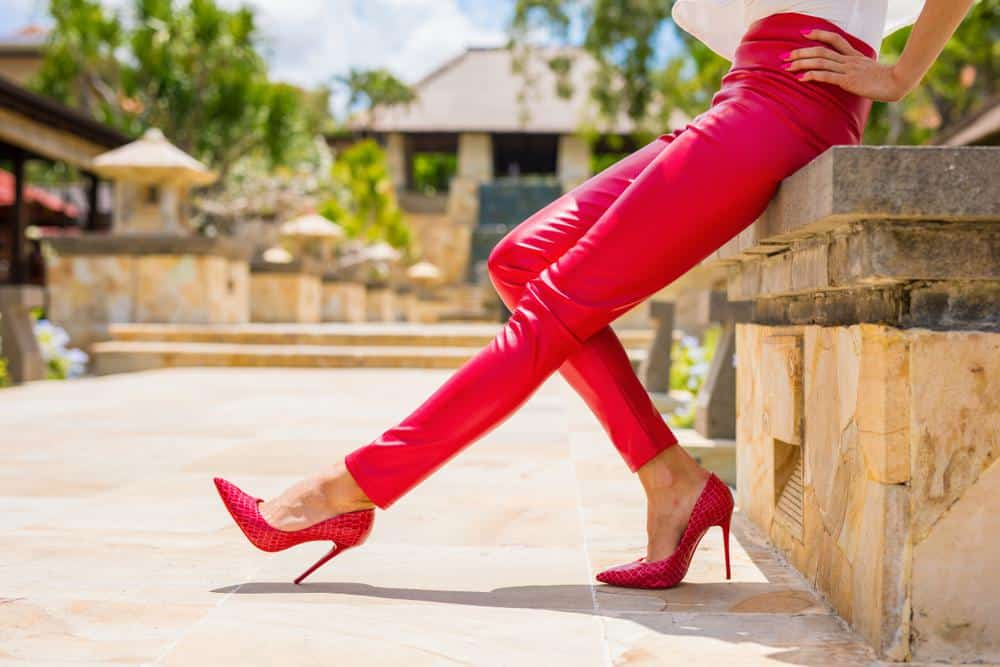 Types of trousers for women