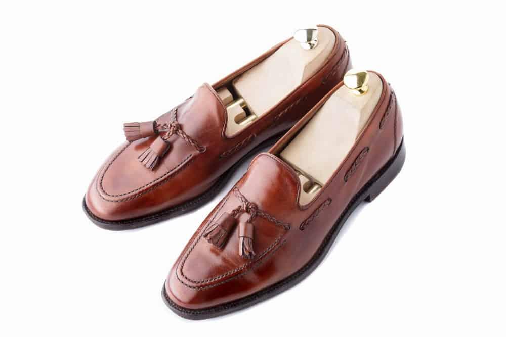 Vintage Handcrafted Tassel loafers