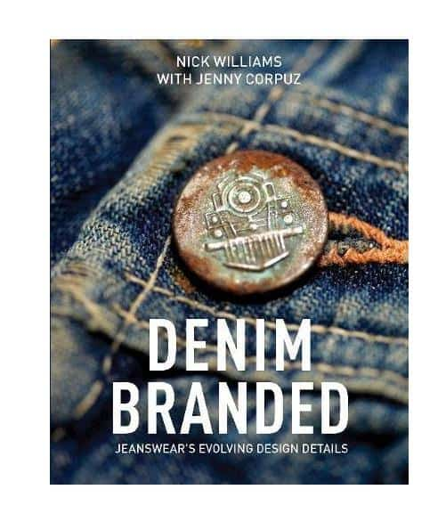 Denim Branded book for men