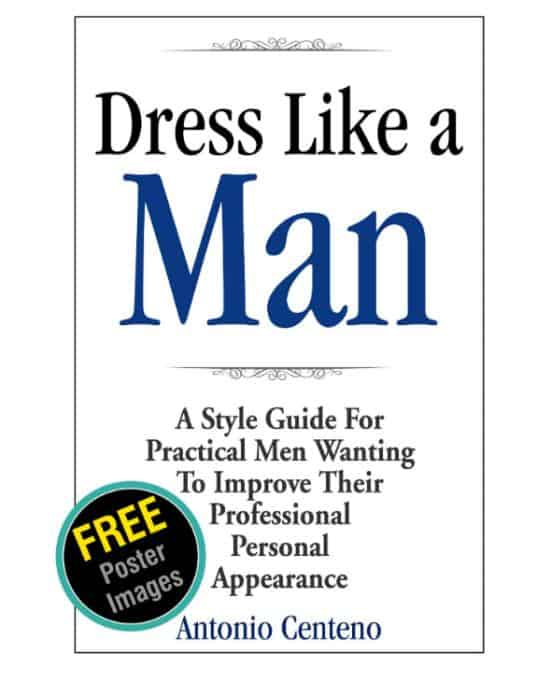 Dress Like a Man book for men