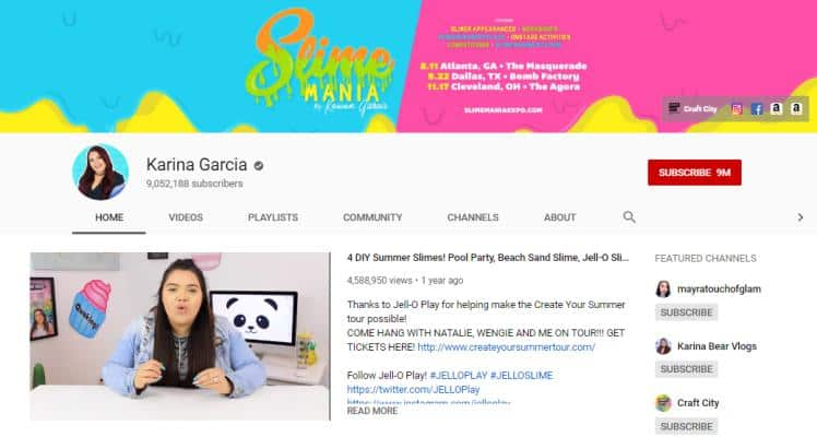 Karina Garcia vlog on fashion