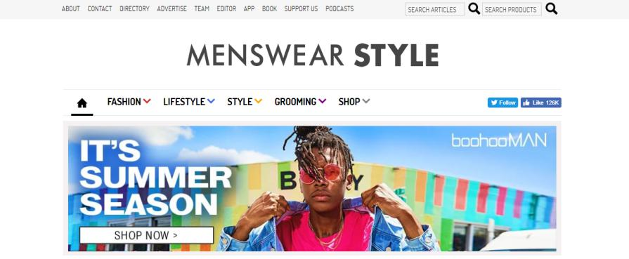 MenswearStyle Blog