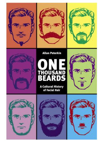 One Thousand Beards book for men