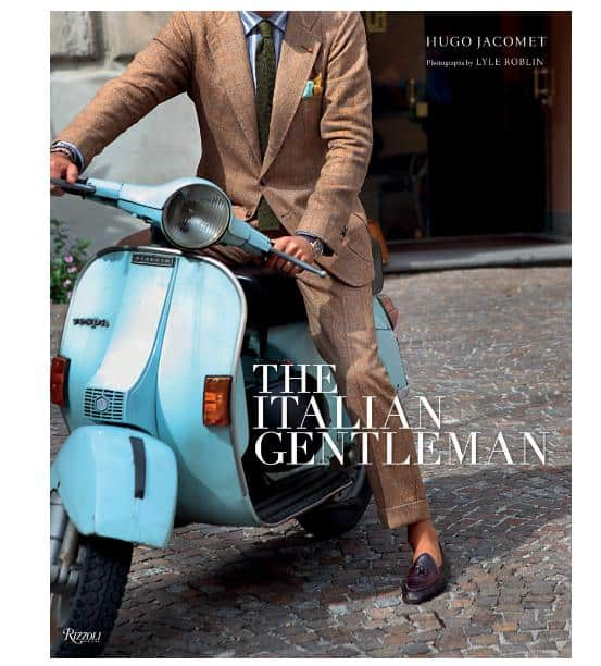 The Italian Gentleman book for men