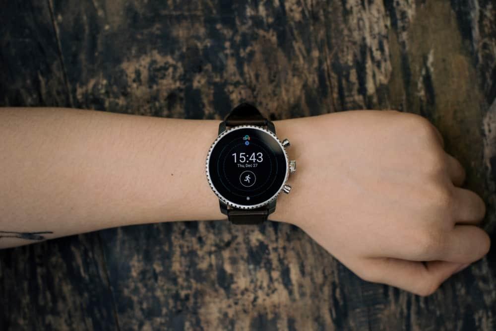 Fossil Q Explorist HR Smartwatch