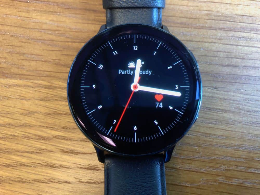 Samsung Galaxy Active2 Smartwatch