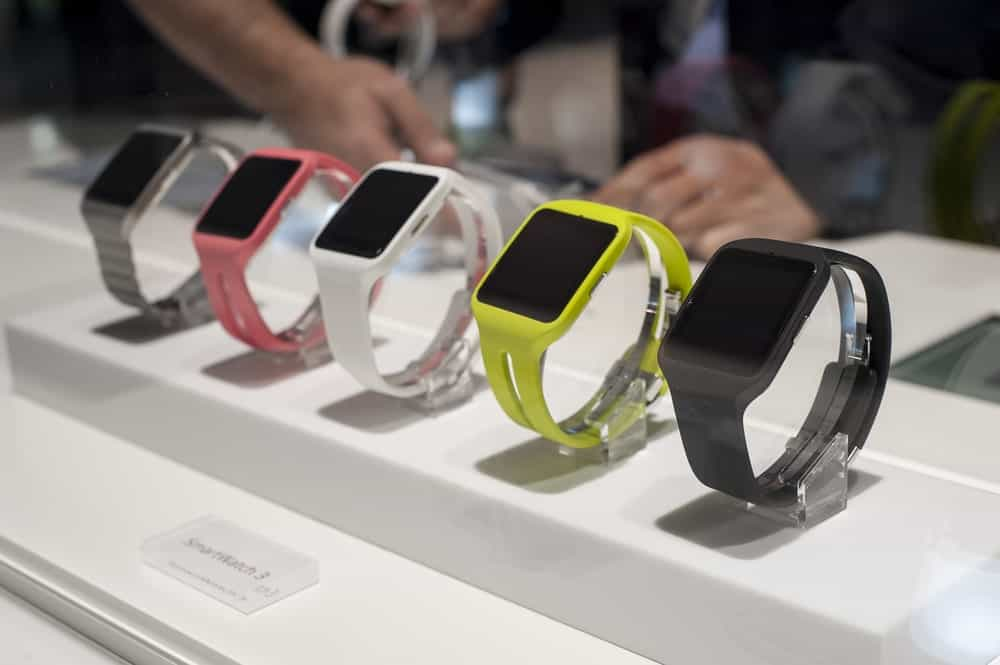 Sony Smartwatches