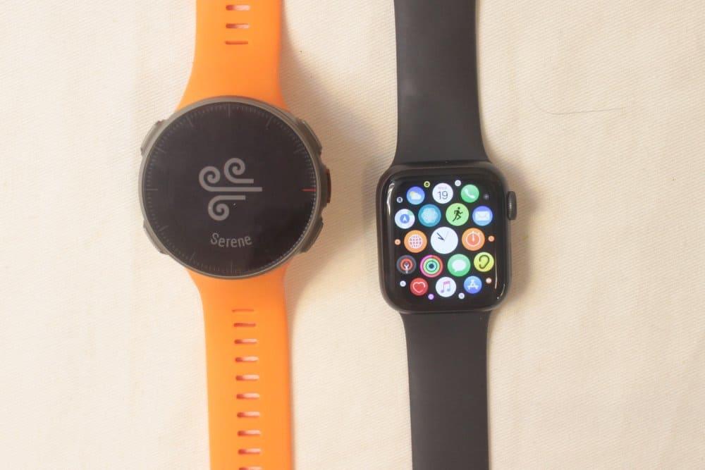apple watch series 5 polar vantage v apps