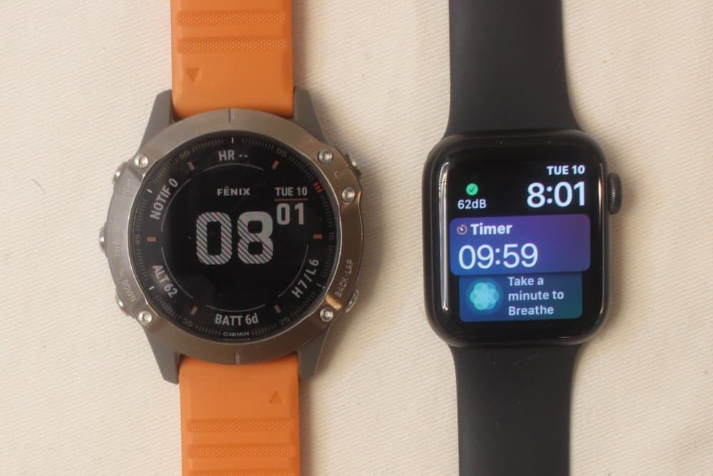 garmin fenix 6 apple watch series 5 watch face