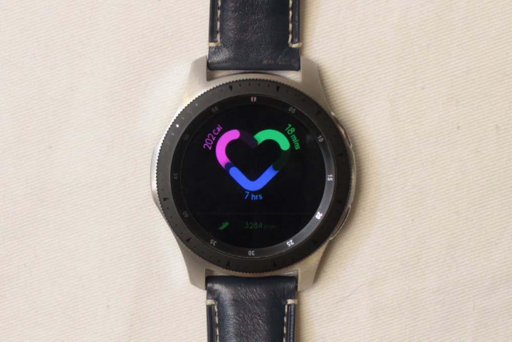 Samsung Galaxy Watch samsung health