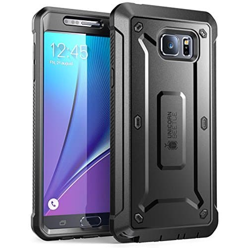 Samsung Galaxy Note 5 Case, SUPCASE [Heavy Duty]