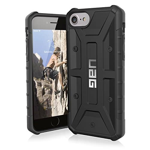 UAG iPhone 8 / iPhone 7 / iPhone 6sPathfinder Feather-Light Rugged [BLACK] iPhone Case