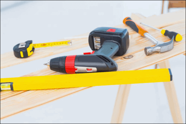 Tools Used for Construction