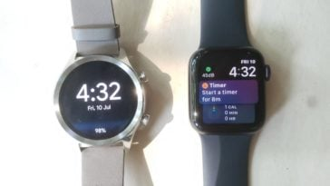 Winner: Apple Watch Series 5 watch faces