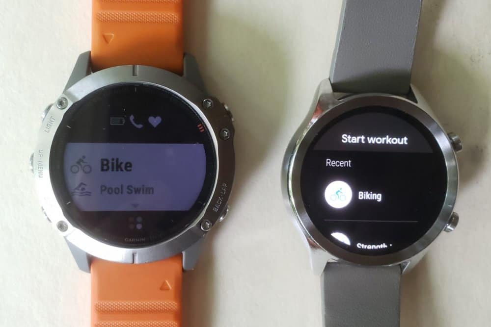 ticwatch c2 vs garmin fenix 6 sports