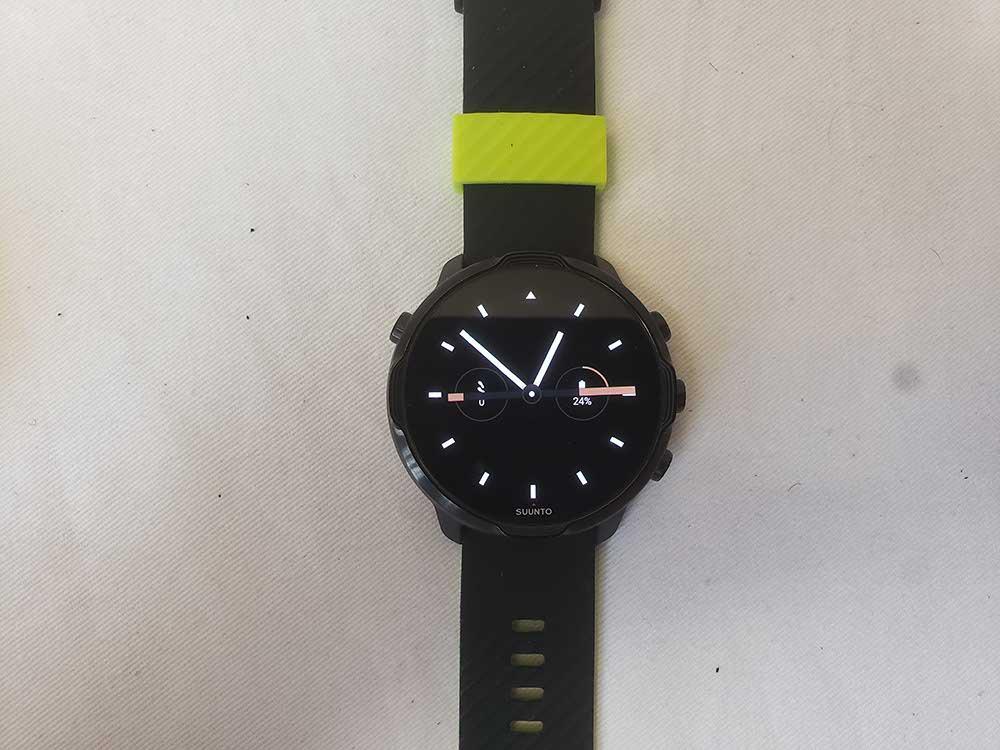 Suunto 7 watch faces
