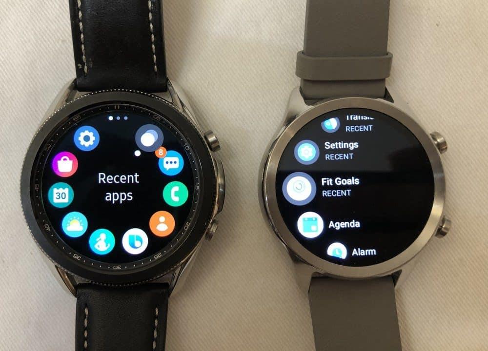 samsung galaxy watch3 vs ticwatch c2 apps